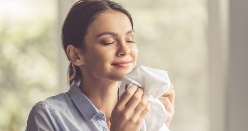 Pulire l'aria di casa è importante