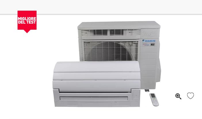 Daikin migliore climatizzatore recensioni