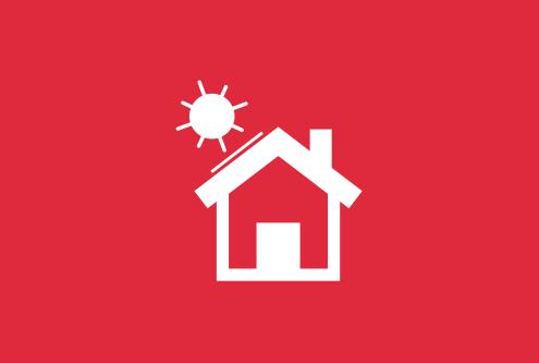 Installazione pannelli solari termici