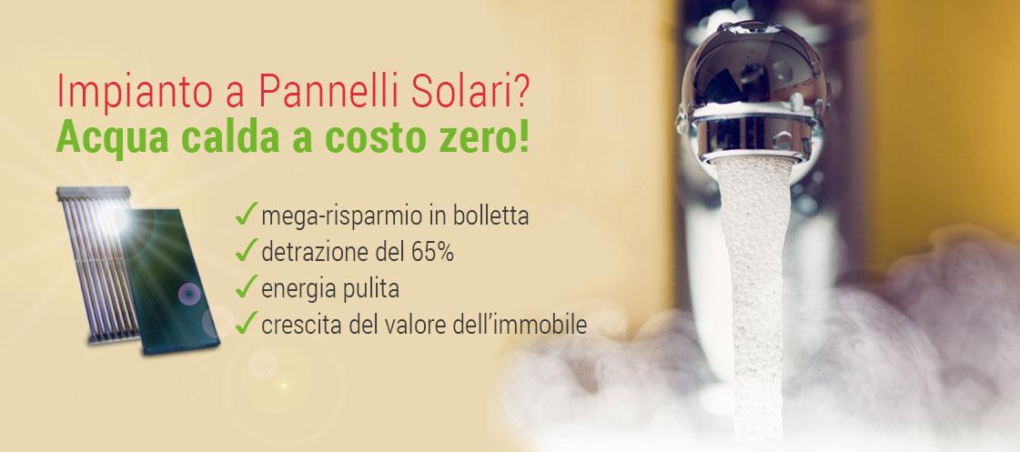 installazione pannelli solari termici da re cavasotto