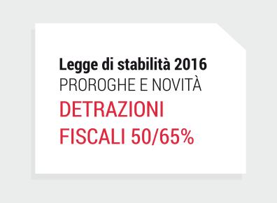 detrazione fiscale 65% impianti di riscaldamento e climatizzazione