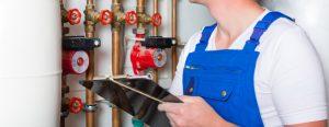 Manutenzione controllo efficienza energetica
